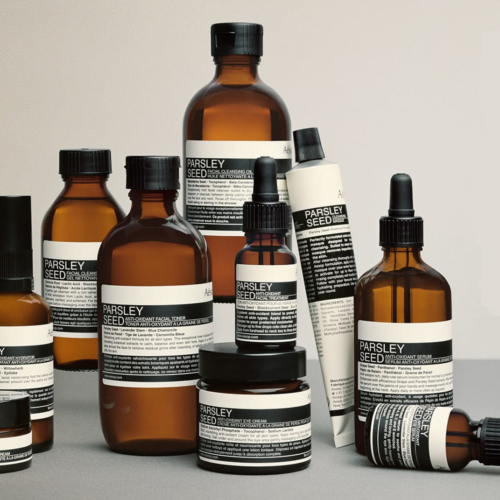 Aesop Skincare Party